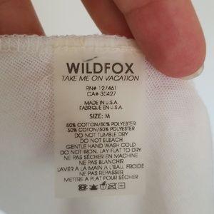 Wildfox Swim - WILDFOX SWIM layering tee/cover up
